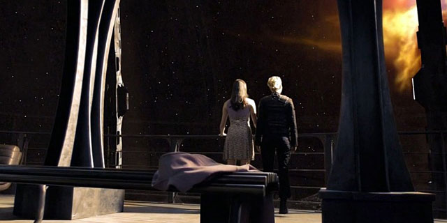 Stargate Universe.